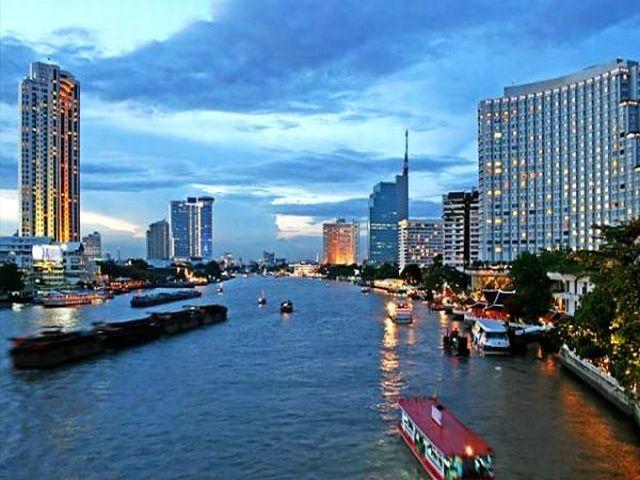 Bangkok i okolice ***