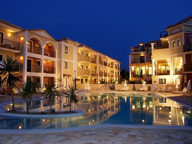 Hotel Strofades Beach