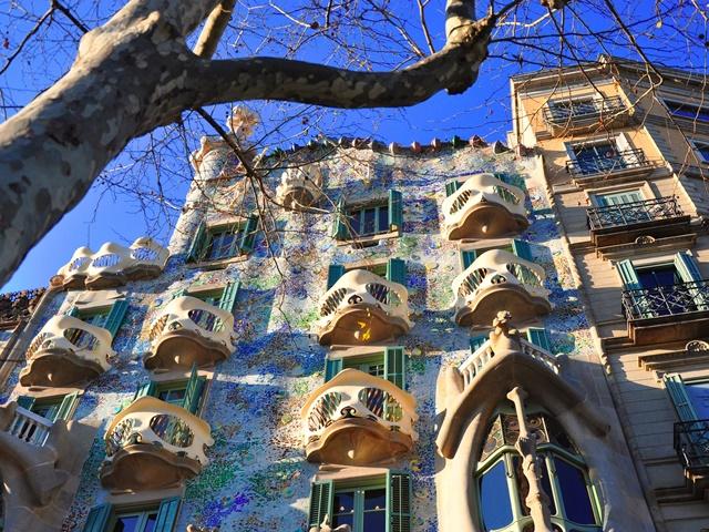 Zimowa Magia Barcelony - 4 dni (samolotem z Berlina)