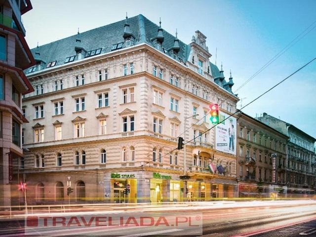 Hotel Ibis Styles Budapest Center 3*
