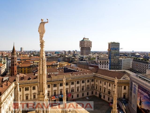 City Break - Magia Mediolanu - 5 dni (samolotem z Wrocławia)
