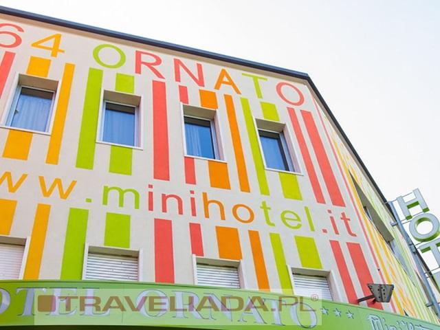 Hotel Ornato MiniHotel 3*