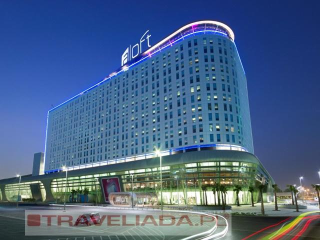 Aloft Hotel Abu Dhabi