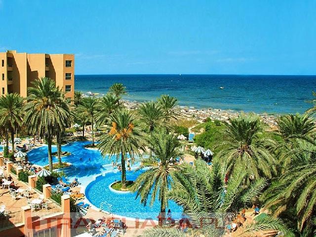 LTI Vendome El Ksar Resort  Thalasso