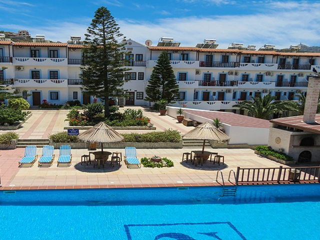 Spiros - Soula Family Hotel  Apts