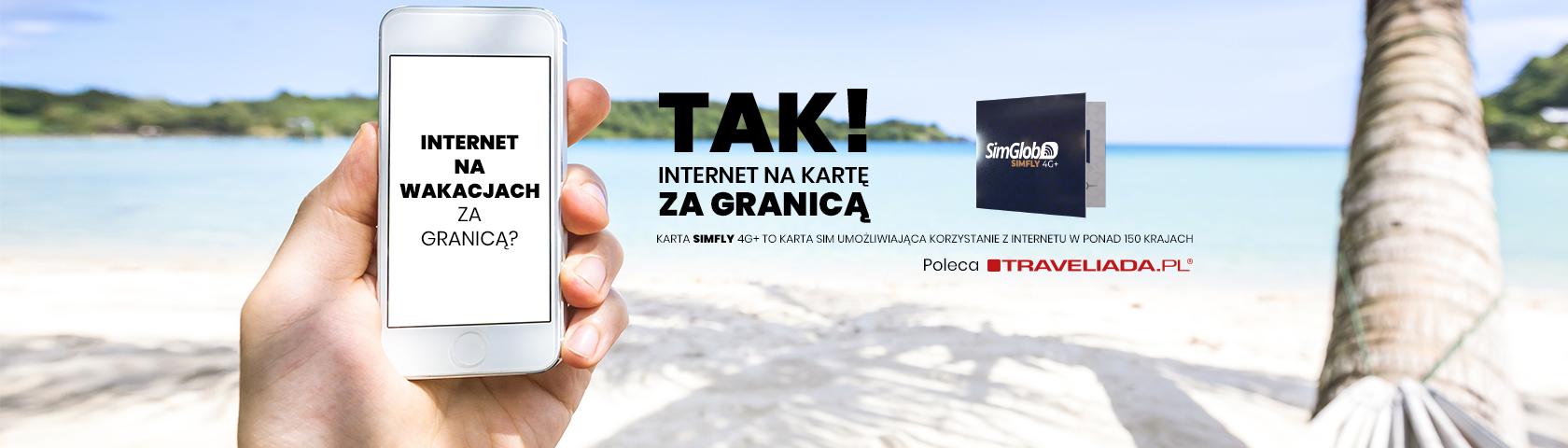 SimGlob Karty SIM za granicą